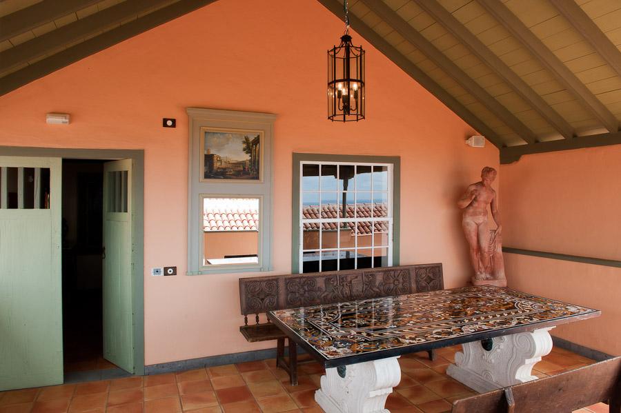 Mirador 1 Hotel Hacienda de Abajo