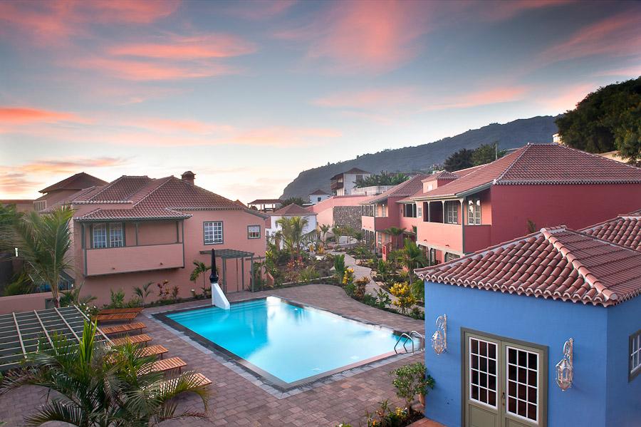 Pool 1 Hotel Hacienda de Abajo