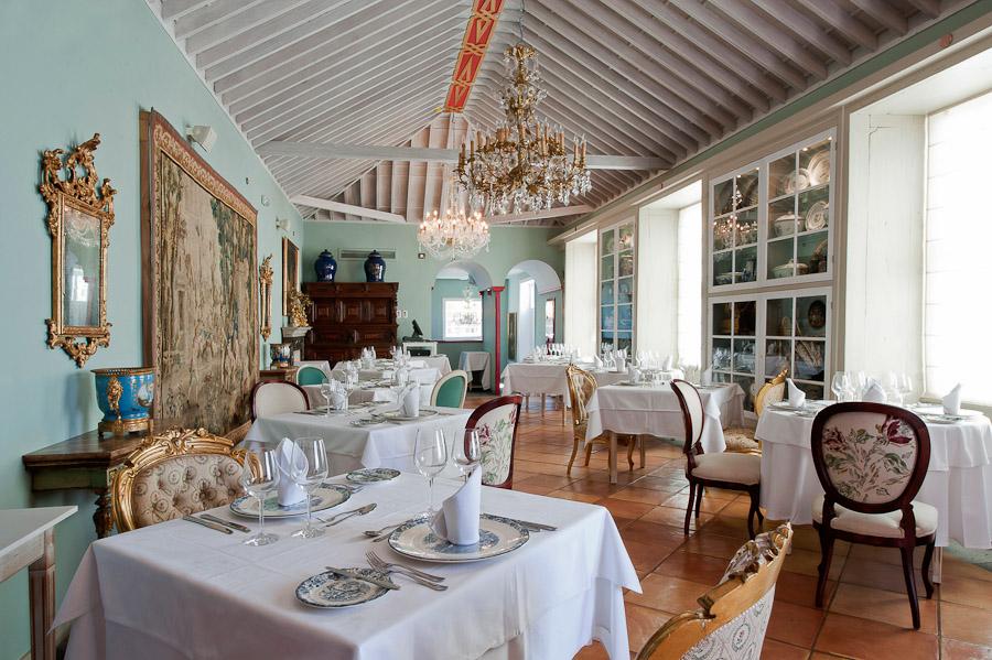 Restaurant 1 Hotel Hacienda de Abajo