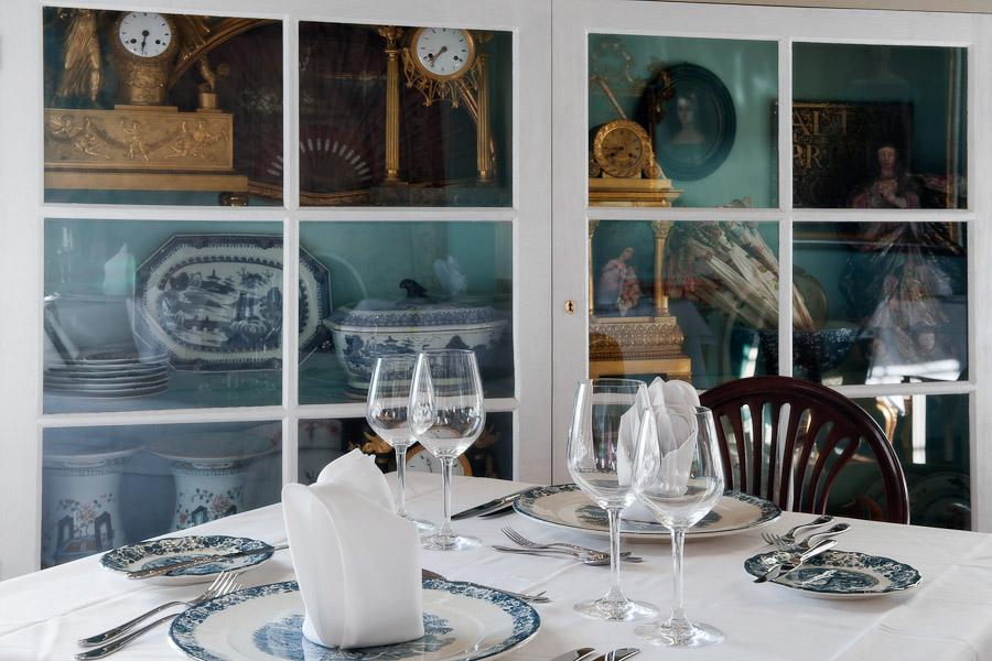 Restaurant 2 Hotel Hacienda de Abajo
