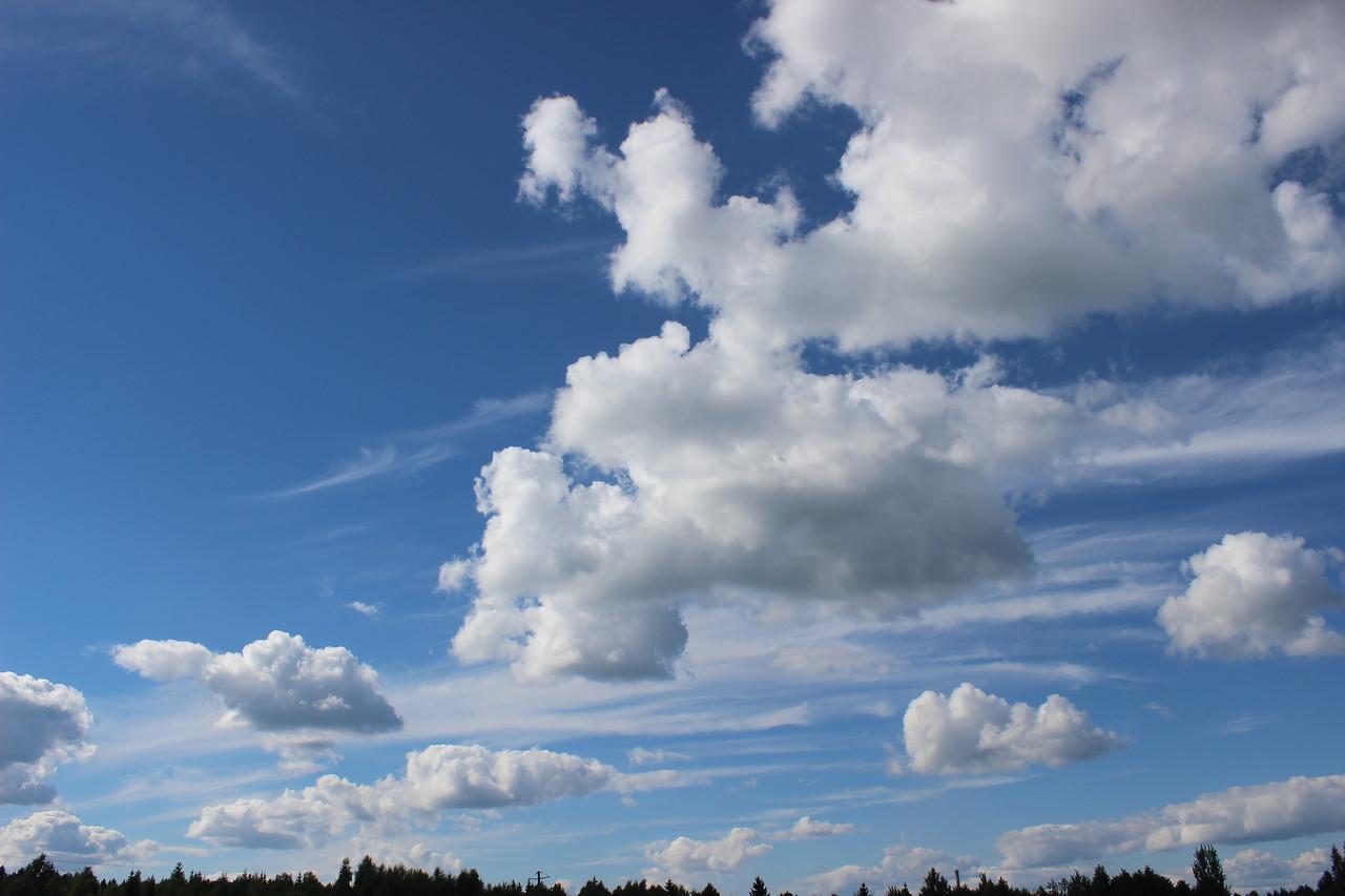 мирного неба над головой фото нет океана