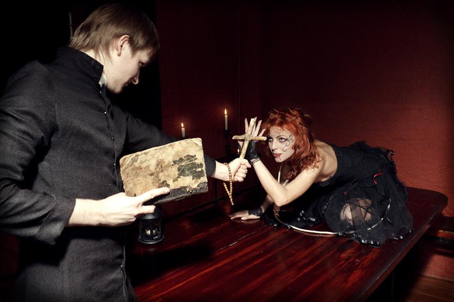 Охотники на вампиров