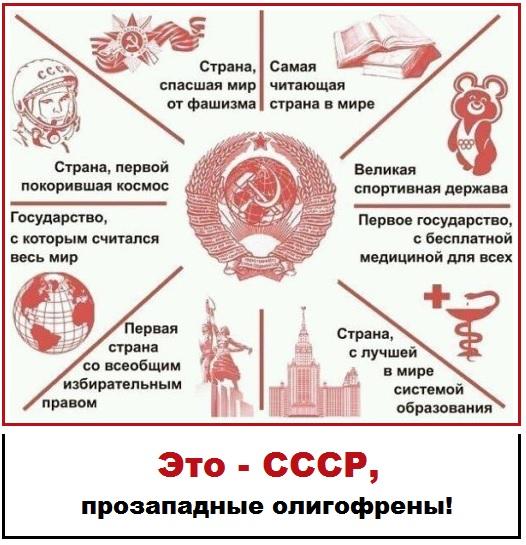 Это - СССР