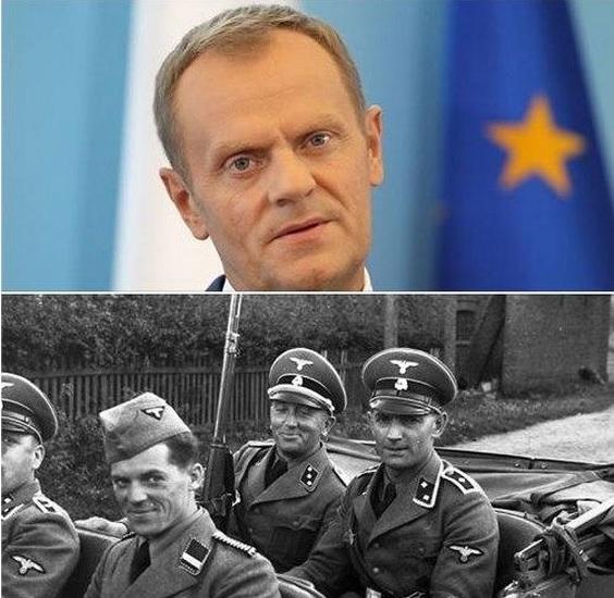 Йозеф - дед Дональда Туска