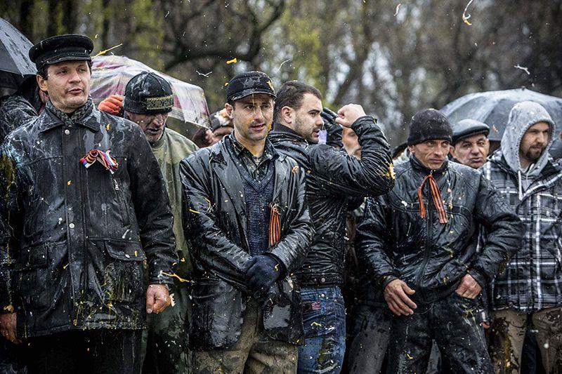 14 апр 2014 300 спартанцев из Запорожья
