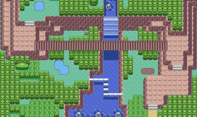 Route 119, Pokemon Eme...