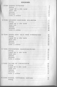 Tere учебник эстонского языка