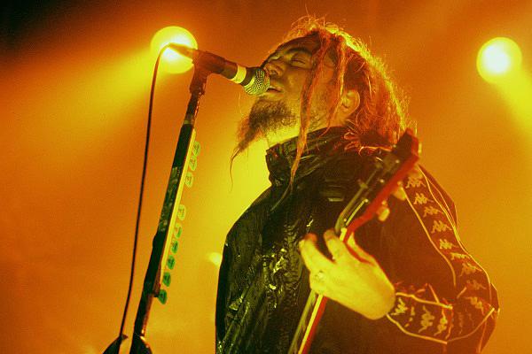 8 Sepultura и Soulfly
