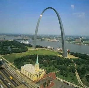 Gateway Arch, Сент-Луис