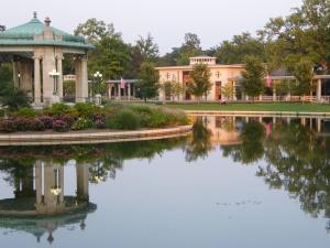 Парк Forest Park, Сент-Луис