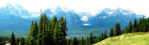 Канадские Скалистые горы, Канада