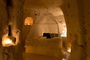 Италия, пещерный отель Sant'Angelo Luxury Resort
