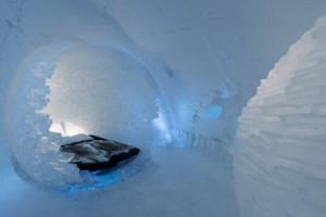 Швеция, ледяной отель The Ice Hotel