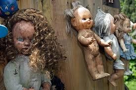 Остров заброшенных кукол  1