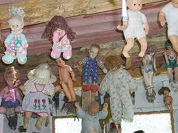 Остров заброшенных кукол  3