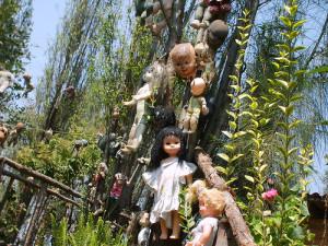 Остров заброшенных кукол 4