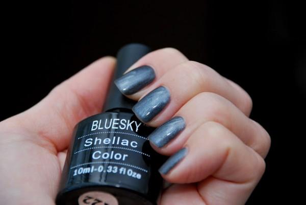 Гель-лак Bluesky Shellac A22 фото (6)