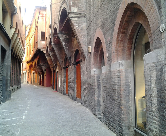Улица Болоньи