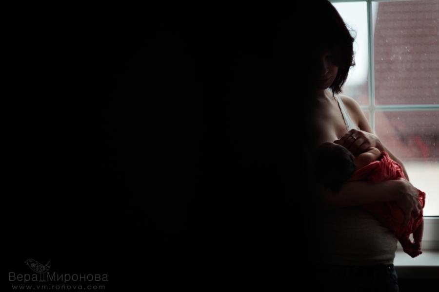 Вера Миронова. Семейное фото и видео. Фотосъемка новорожденных