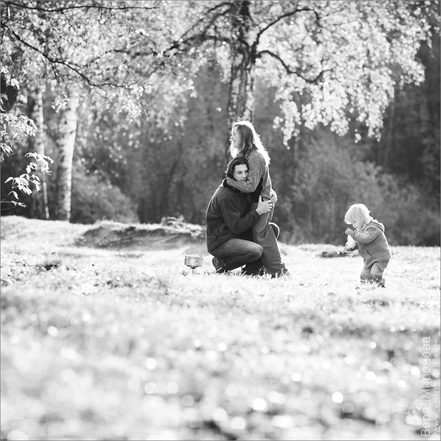 Вера Миронова. Семейное фото и видео