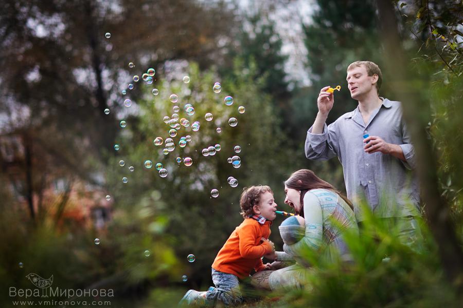 Детский и семейный фотограф/видеограф Вера Миронова