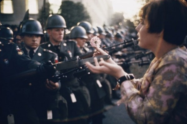 протест в пентагоне