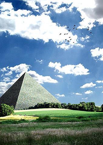 проект великая пирамида