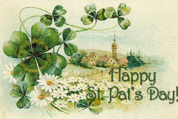 Открытки с Днем Святого Патрика