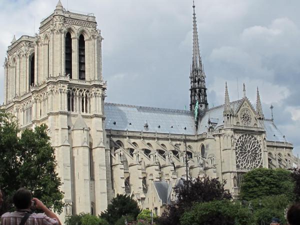Франция 1235