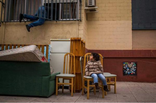 Забирают жилье в испании