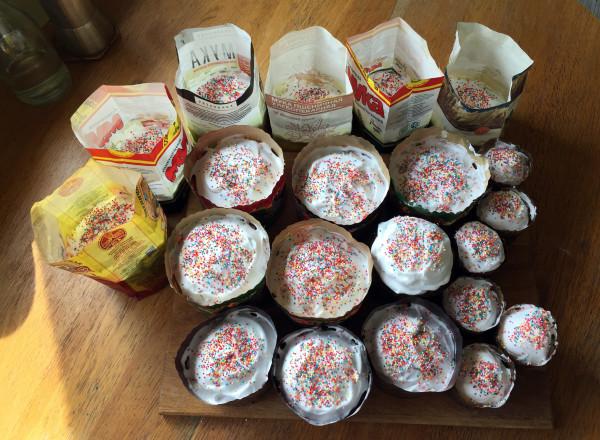 Куличи на Пасху самые вкусные: пошаговый рецепт с фото