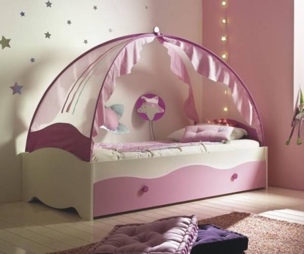 Кроватки своими руками для девочек