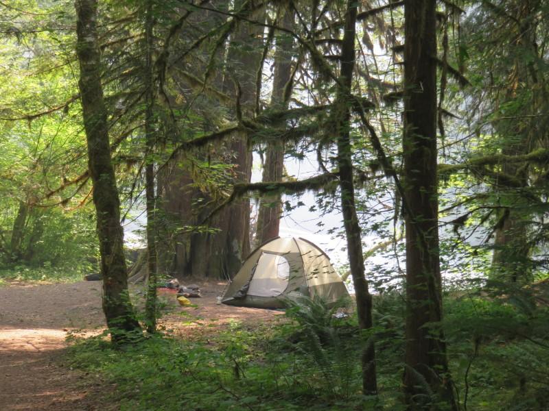 Через тернии к звездам, или взгляд из палатки