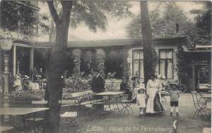 Hotel de St.Petersburg. LIBAU