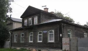 Тверь Дом Шкваркина