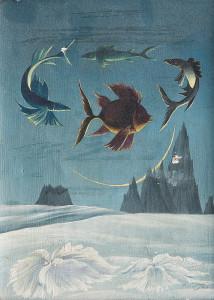Pierre Ino Ronde surrealiste