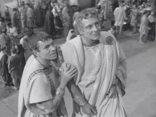 brutus relationship with caesar
