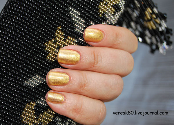 Chanel Gold Fingers