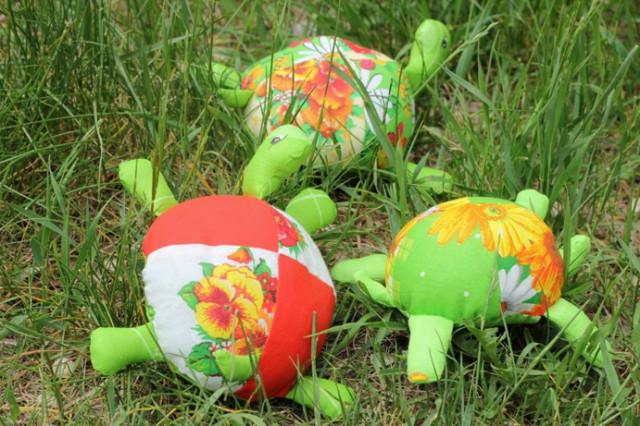 черепашки мягкие игрушки