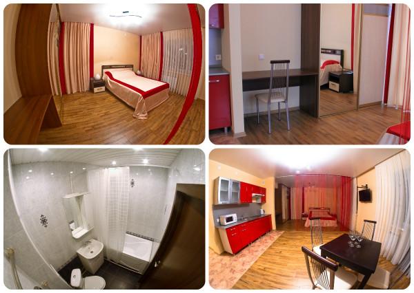 Квартира апарт-отеля 7 ЭТАЖЕЙ