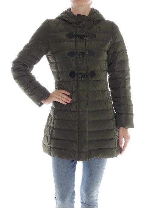 Emme Marella Giubbini e giacche - Verde Oliva - Donna Moda ID G6143 302.jpg