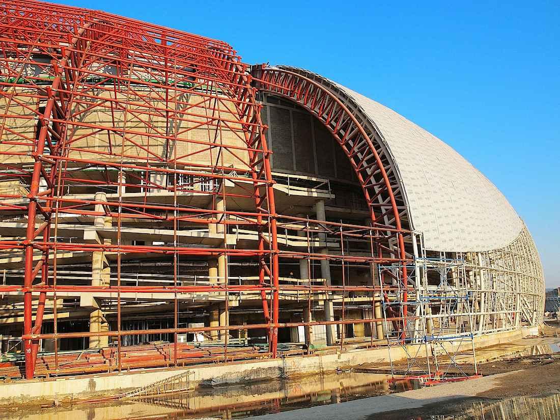 Ледовая арена 31