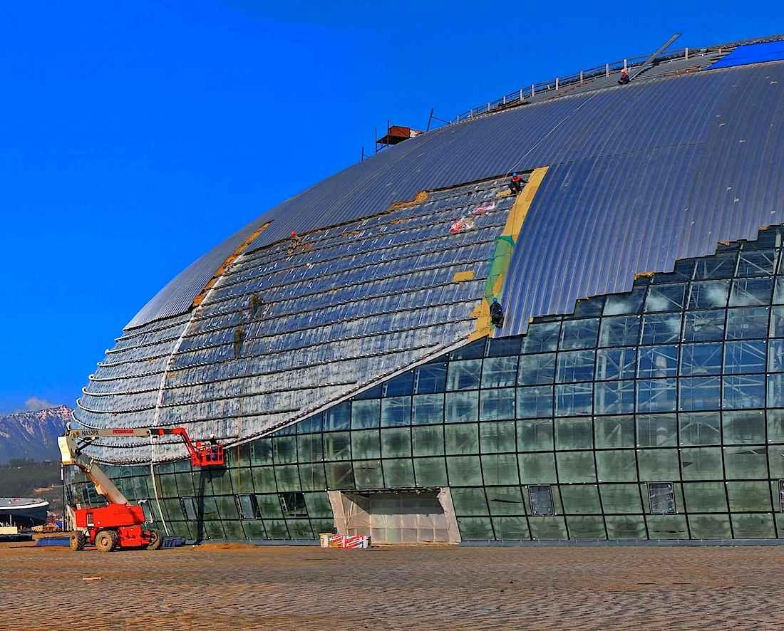 Ледовая арена 15