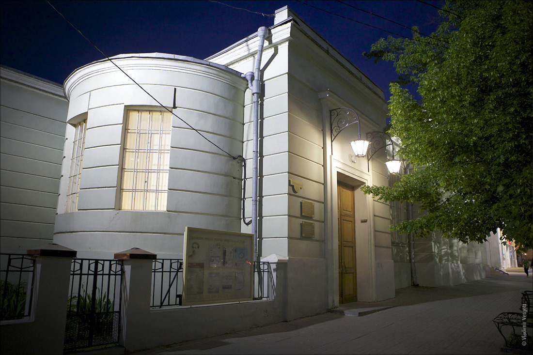 Библиотека ночь 3