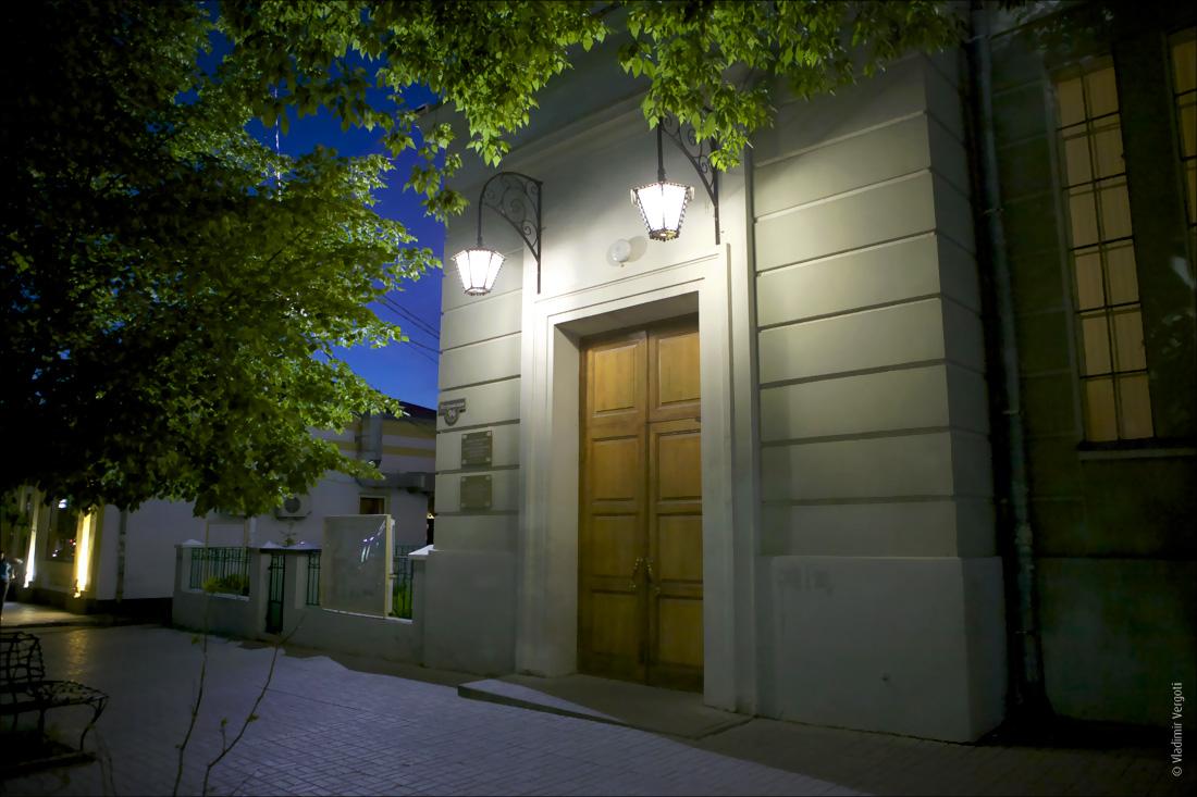 Библиотека ночь 4