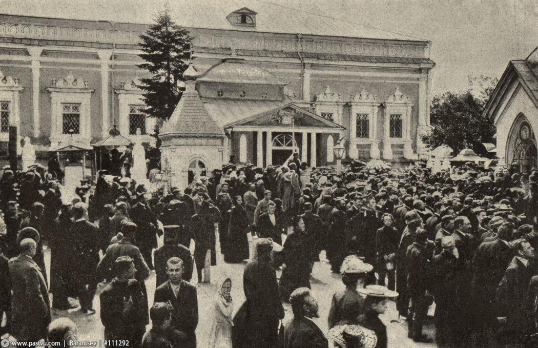 Похороны Чехова 1