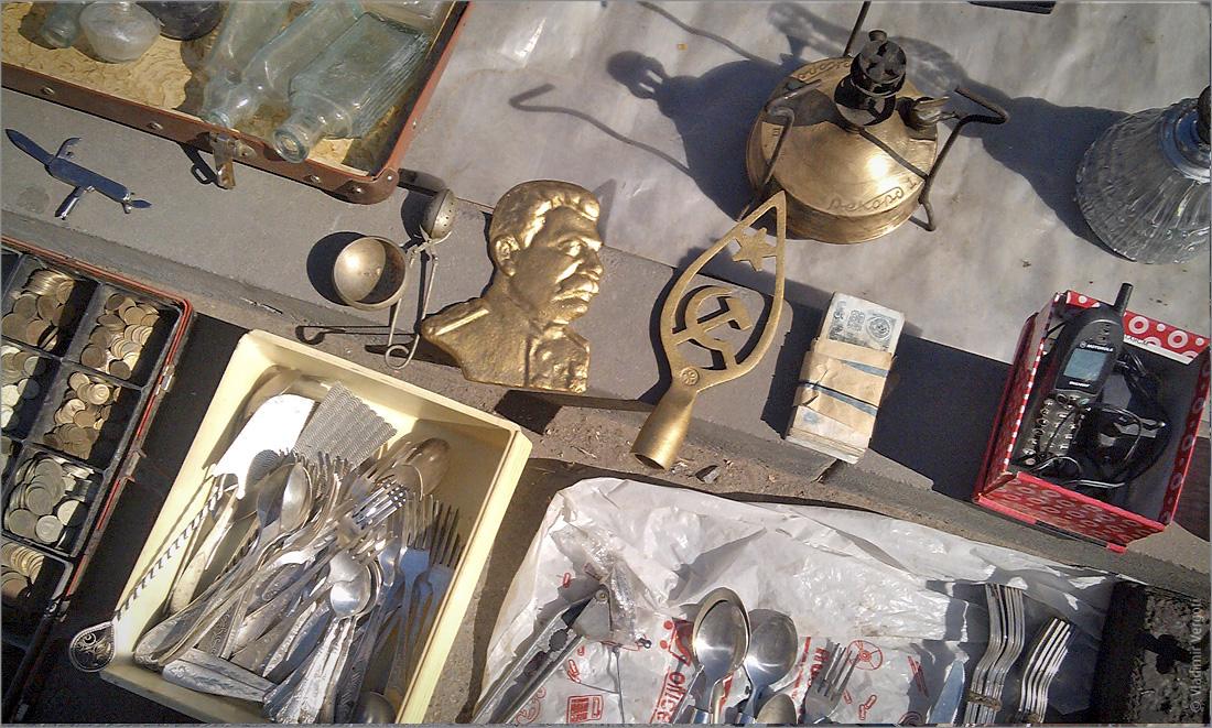 Таганрогский блошинный рынок 3