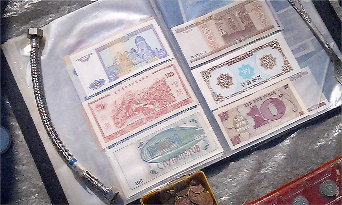Таганрогский блошинный рынок 11