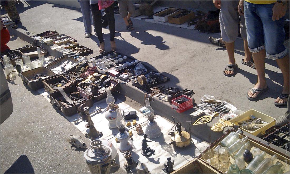 Таганрогский блошинный рынок 28