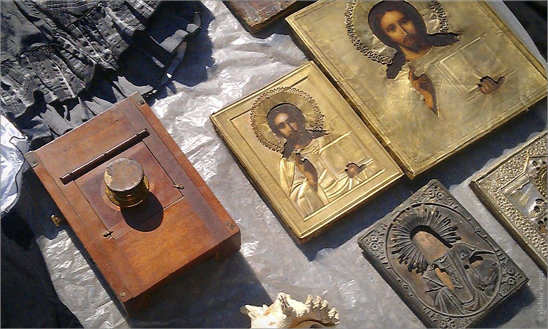 Таганрогский блошинный рынок 60